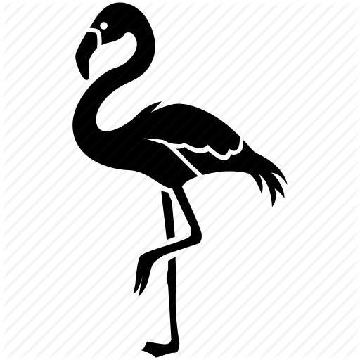 Bahamas, Bird, Elegance, Exotic, Flamingo, Pink, Zoo Icon