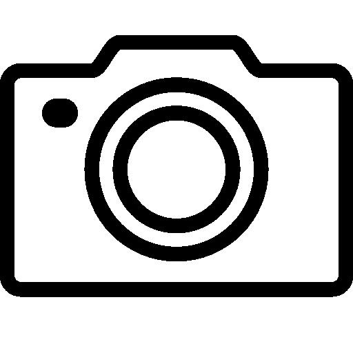 Black Camera Icon Images