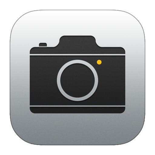 Camera Icon Style Iconset Iynque
