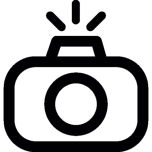 Camera Flash Photo Icons Free Download