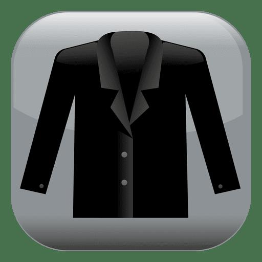 Jacket Square Icon