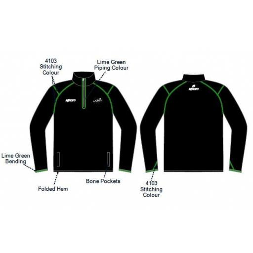 The Pines Training Jacket