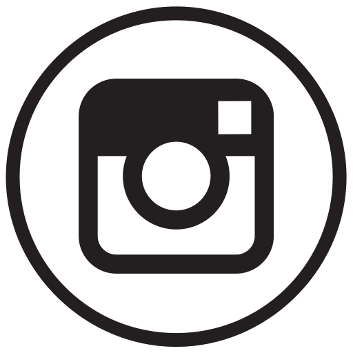 Beautiful Instagram, Liner, Round, Social Media Icon This Month