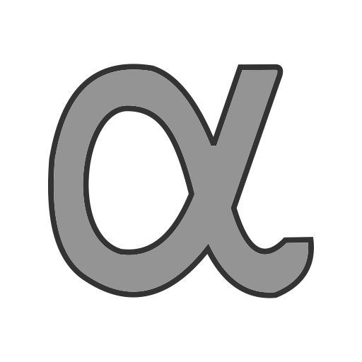 Message Filled Outline Icon