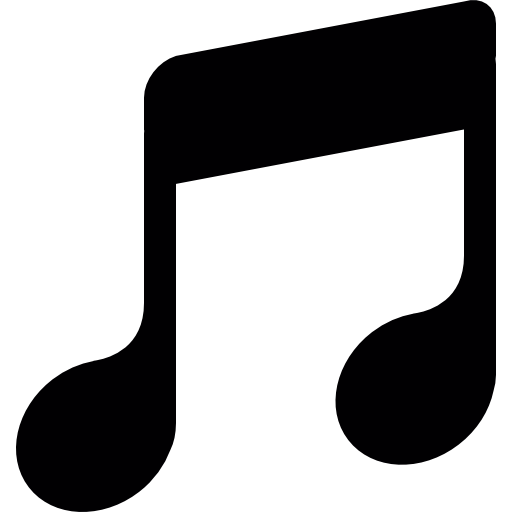 Musical Note Symbol Icons Free Download