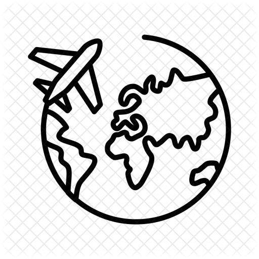 Around Icon Ig Icon Ideas Airplane Icon, Instagram