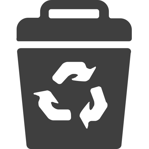 Recycle Bin, Trash Icon With Png And Vector Format For Free