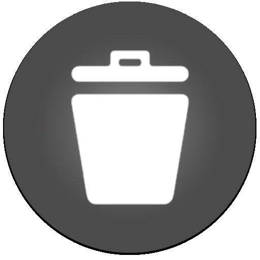 Trash Icon Style Iconset Matias Melian