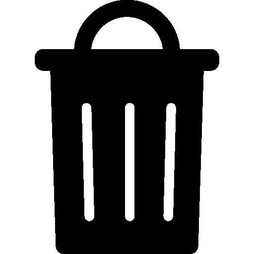 Recycle Bin, Empty, Trash Icon