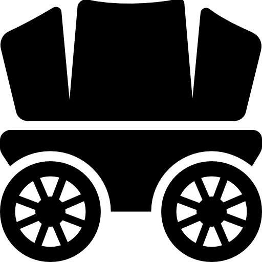Transport Pioneer Wagon Icon Windows Iconset