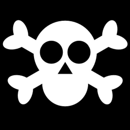 Cropped Pirate Icon The Smuggler