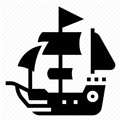 Cruise, Navy, Pirate, Ship, Transport, Transportation Icon