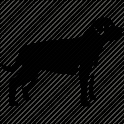 Dog, German, Guard, Hound, Kennel, Pet, Rottweiler Icon