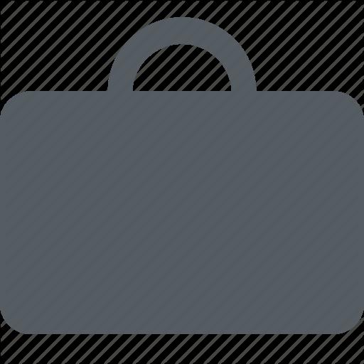 Briefcase, Business, Case, Work, Working Icon