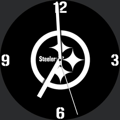 Pittsburgh Steelers For Huawei Watch
