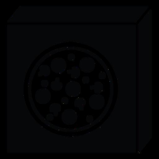 Pizza Box Icon