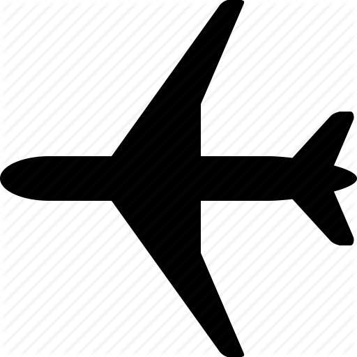Aircraft, Airplane, Airport, Flight, Plane Icon