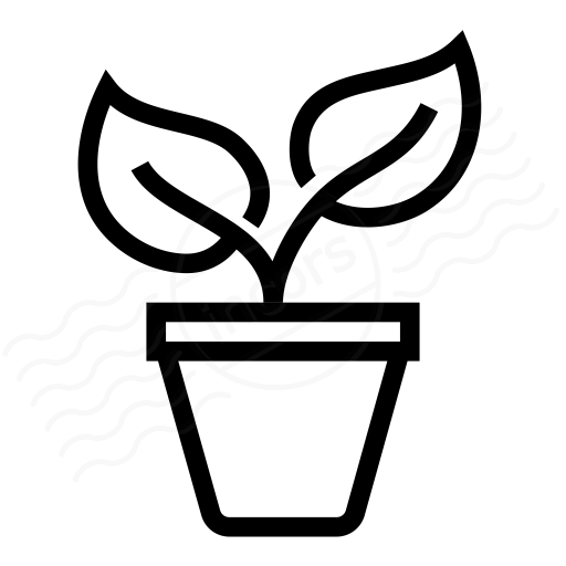 Iconexperience I Collection Plant Icon