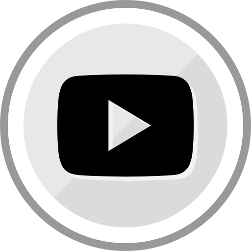 Social, Media, Corporate, Logo, Youtube, Play Icon Free Of Free
