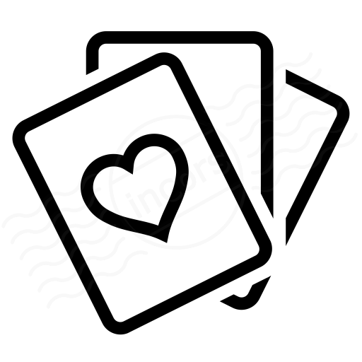 Iconexperience I Collection Playing Cards Icon