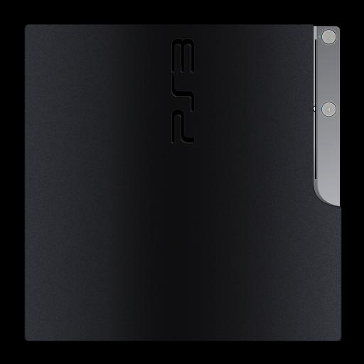 Slim Vert Icon Playstation Iconset Nendomatt