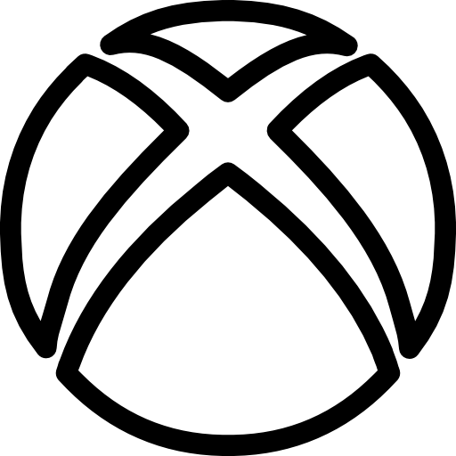 Beautiful Xbox Social Outline Logo Icons Free Download Ideas