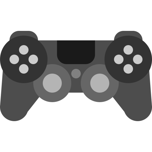 Controller Icon Flat Free Sample Iconset Squid Ink