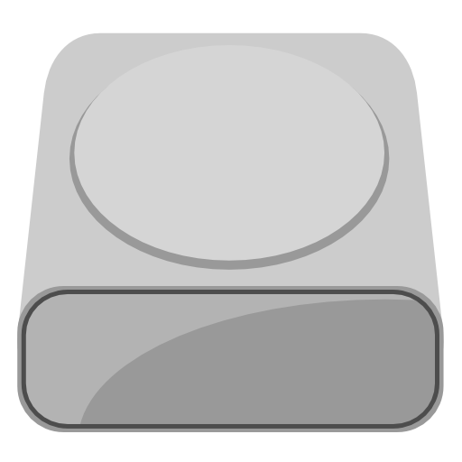 System Hdd Icon Free Download As Png And Formats