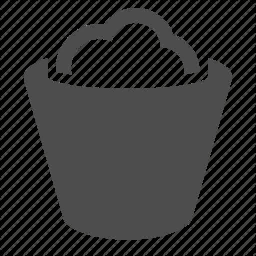 Garbage, Recycle Bin, Trash, Trashcan Icon