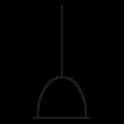 Plumber Plunger Stroke Icon