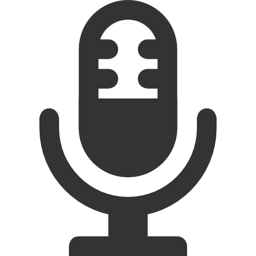 Music Microphone Icon Free Download