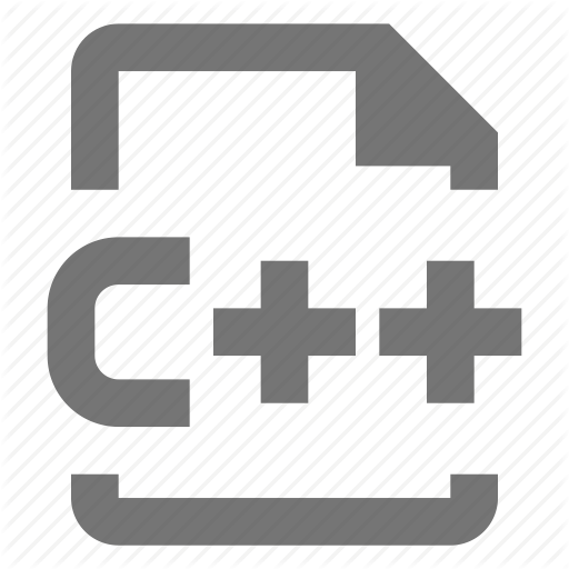 C Coding, Document, File, Format, Paper, Programming, Sheet Icon