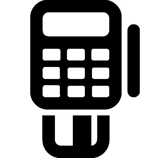 Ecommerce Pos Terminal Icon Windows Iconset
