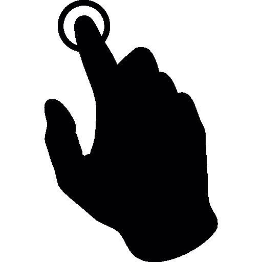Transparent Finger Icon Transparent Png Clipart Free Download