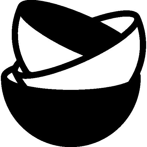 Dishes, Dish, Pokeball, Utensil, Kitchen, Plate Icon