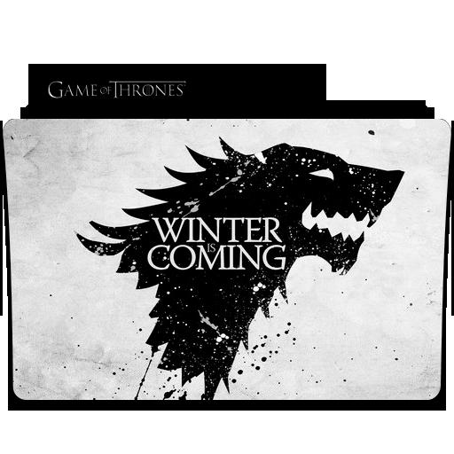 Game Of Thrones Icon Folder