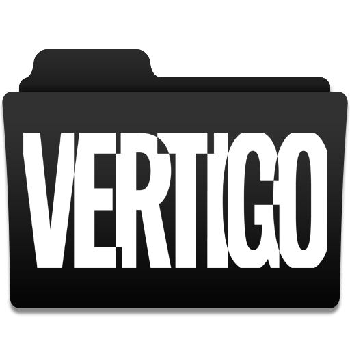 Vertigo, Folder Icon Free Of Comic Publisher Folder Icons