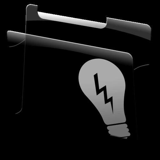 Ideas, Folder Icon Free Of Bundle Icons