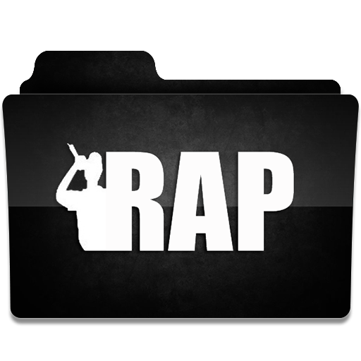 Rap, Music, Folder, Folders Icon Free Of Music Folder Icons