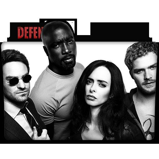 The Defenders Tv Series Folder Icon
