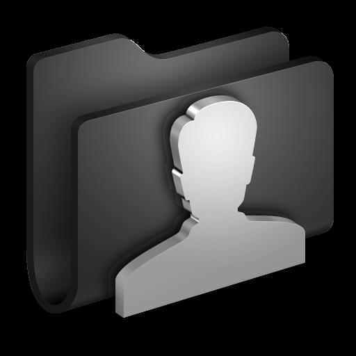 User, Folder Icon Free Of Alumin Folders Icons
