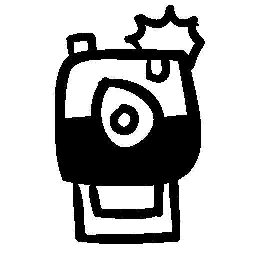 Polaroid Camera Icon Download Free Icons