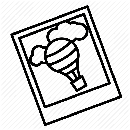 Polaroid Vector Stock Drawn Huge Freebie! Download