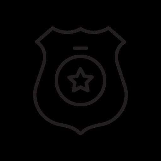 Download Egg,law,bomb,police Badge,crime Icon Inventicons