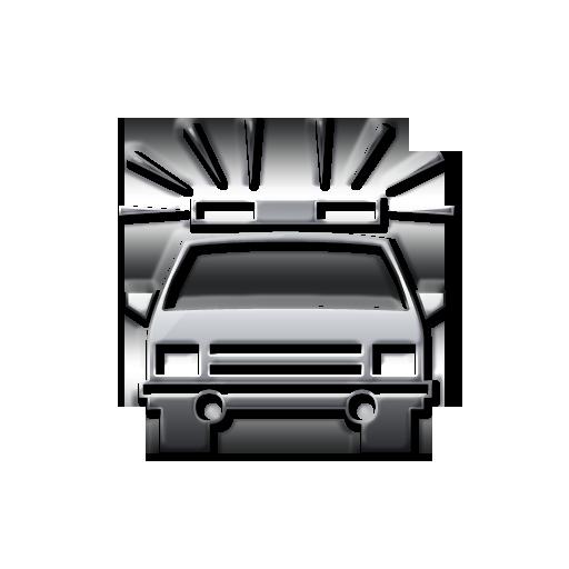 Ambulance Siren Icon Images