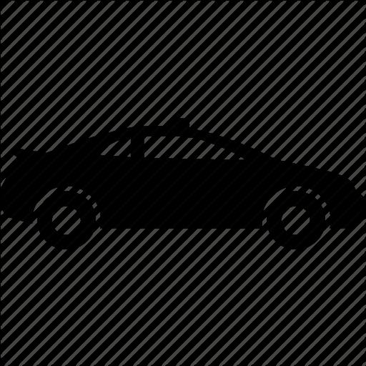 Beacon, Car, Police, Police Car Icon