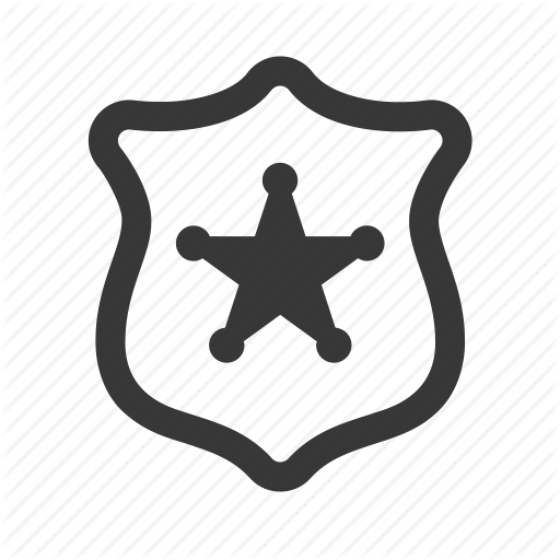Police Badge Icon Png