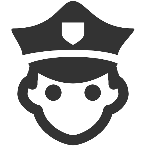 Icon Police Free Png