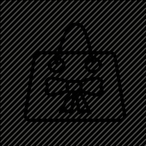 Bag, Bag Shop, Gift, Gift Bag, Mall, Outline, Shop, Shopping