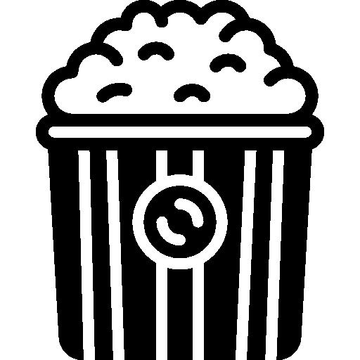 Popcorn Icon Movies Smashicons